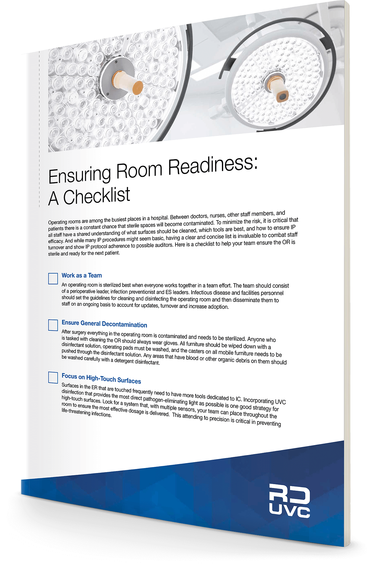 Ensuring Room Readiness