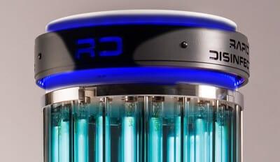 R-D Rapid Disfinfector