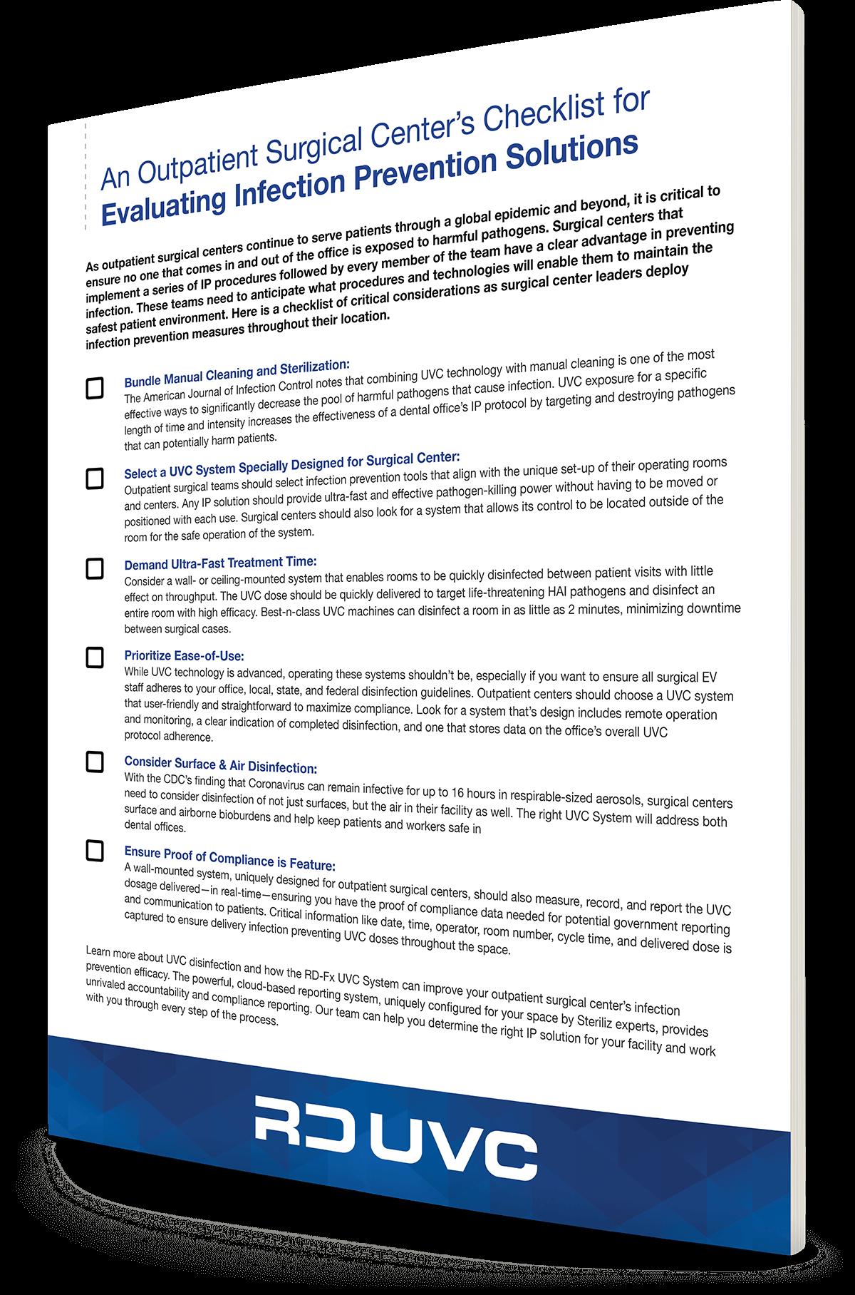 Surgical Checklist